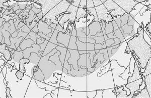 карта для окуня