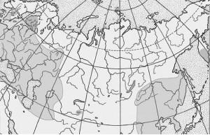 карта для сазана